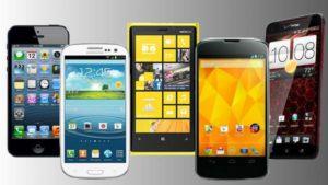 con gli Smartphones le ricerche sono continue e veloci